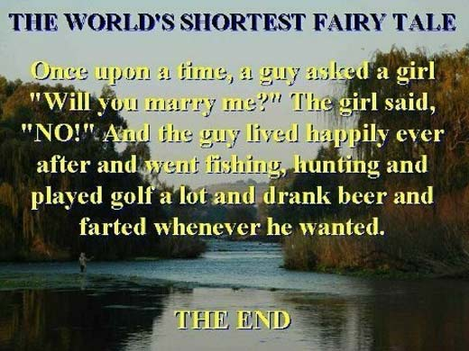 Shortest Fairy Tale